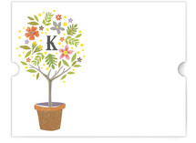 Topiary Personalized Stationery