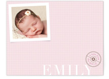 Keepsake Personalized Stationery