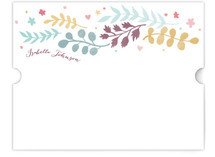 Leaves of Autumn Personalized Stationery