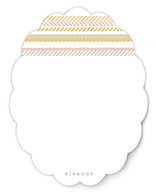 Gypsy Stripe Personalized Stationery
