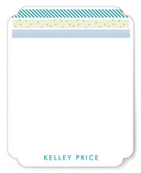 Washi Note Personalized Stationery