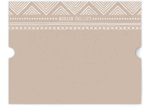 Indio Personalized Stationery