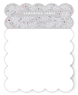Rose Garden Personalized Stationery
