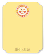 Old School Sunshine Personalized Stationery