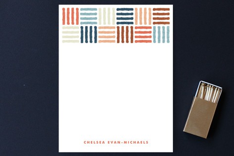 Tribal Personalized Stationery