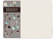 Le Mousse Personalized Stationery