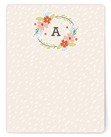 All Good Things Personalized Stationery