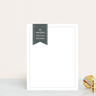 Package Personalized Stationery