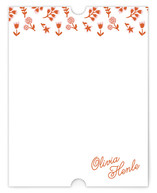 Dainty Personalized Stationery