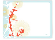Firecracker Personalized Stationery