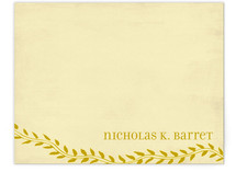 Venetian Personalized Stationery