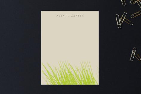 Bear Grass Personalized Stationery