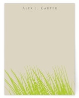 Bear Grass Personalized Stationery