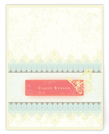 Handkerchief Personalized Stationery