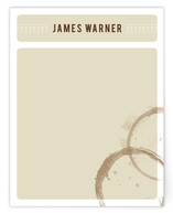 overcaffeinated Personalized Stationery