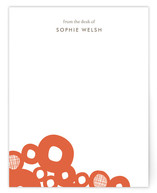 Boulders Personalized Stationery
