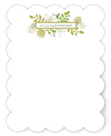 Fling Personalized Stationery