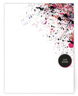 Globule Personalized Stationery