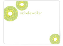 Mums the Word Personalized Stationery