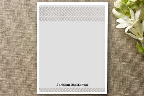 Street Smart Personalized Stationery