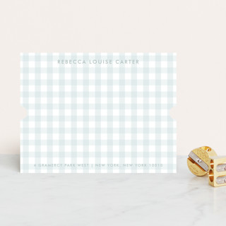 Gramercy Personalized Stationery