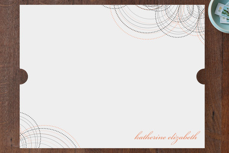 Intricate Personalized Stationery