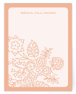 florette Personalized Stationery