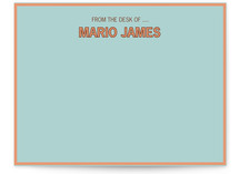 Prep Personalized Stationery