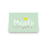 Princess Crown Table Signs