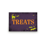 Spirited Halloween Table Signs