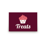 Sweet Cupcakes Table Signs