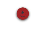 Sea Chart Too Rounded Closure Sticker
