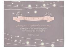Paris Lights Reception Cards