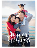 Merriest Christmas Photo Cards