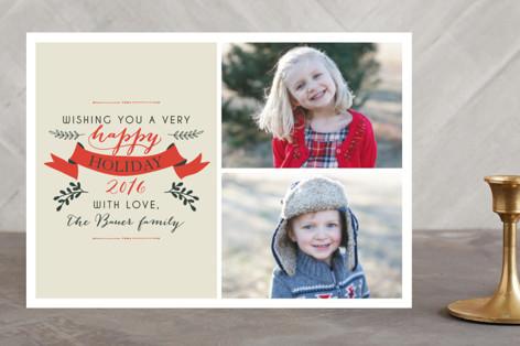 A Very Merry Christmas Christmas Photo Cards