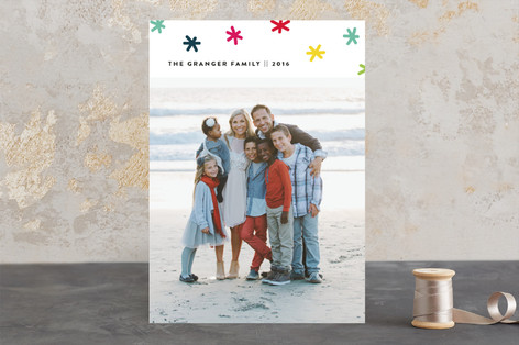 Rainbow Holidays Christmas Photo Cards