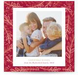 Love, Faith, Peace Christmas Photo Cards
