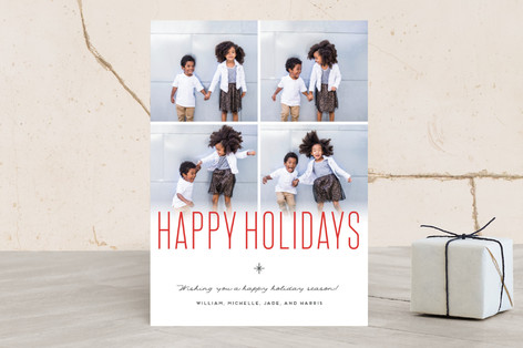 Make It Merry Christmas Photo Cards