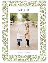 Country Nostalgia Christmas Photo Cards
