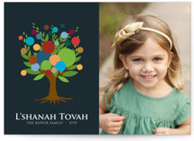 Growth and Continuation Rosh Hashanah Cards