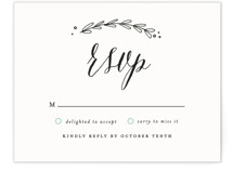 Always RSVP Postcards
