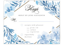 Poetic Blue