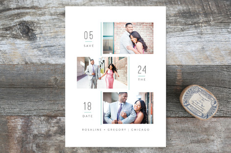 Puro Save the Date Cards