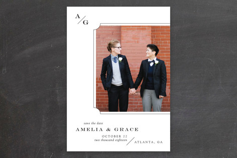 Love Eternal Save the Date Cards