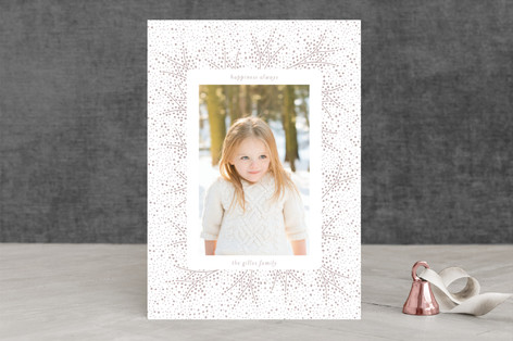 berries and berries Holiday Photo Cards