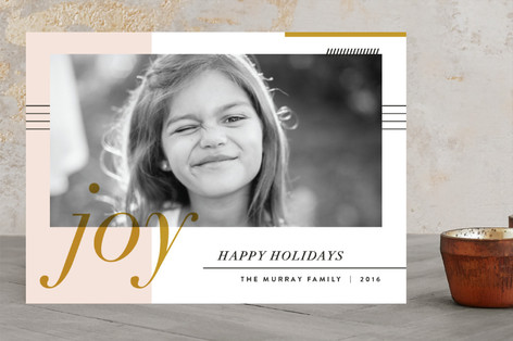 Gala Holiday Photo Cards