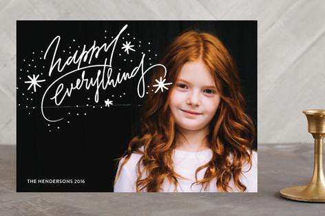 christmas wonder Holiday Photo Cards