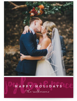 Happy Holiday Wishes by merry mack creative