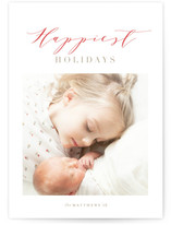 granita Holiday Photo Cards