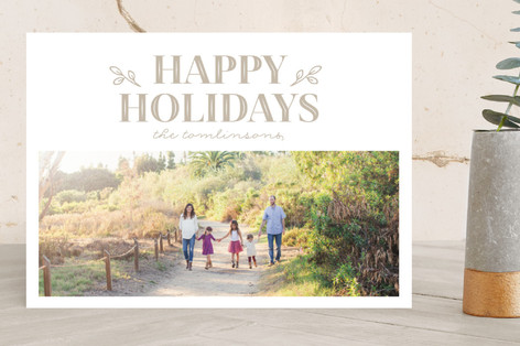 West Palm Beach Holiday Photo Cards